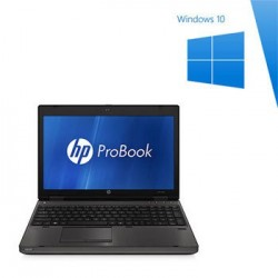 Laptop Refurbished HP ProBook 6560b, Core i3-2310M, Win 10 Home