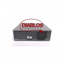 PC Refurbished Fujitsu Esprimo E9900, Core I3-550, Win 10 Pro