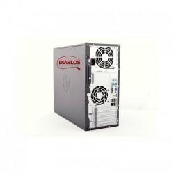Calculator second hand HP Compaq 6200 Pro SFF, Core i5-2400