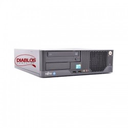 PC second hand HP Compaq Pro 3300 SFF, Core i3-2100 Gen 2