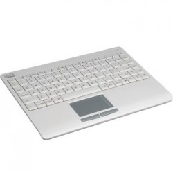 Tastatura noua Adesso SlimTouch Mini Mac Wireless cu touchpad