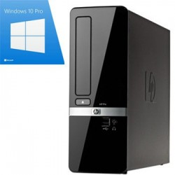 PC Refurbished HP Compaq Pro 3120 SFF, E8500, Windows 10 Pro