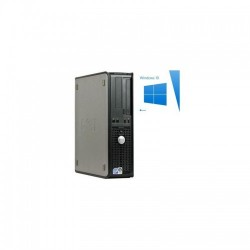 PC second hand HP Compaq Pro 3120 SFF, Intel Core 2 Quad Q9400