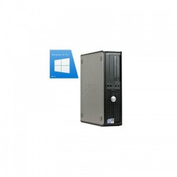 PC Refurbished HP Compaq Pro 3120 SFF, Q9400, Windows 10 Home