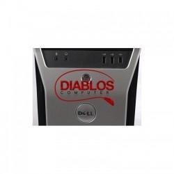 Calculator Refurbished HP Compaq Dx2400, E8400, Windows 10 Pro