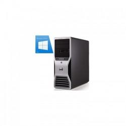 PC Refurbished HP Dx2400 Mt, Quad Core Q9400, Win 10 Pro