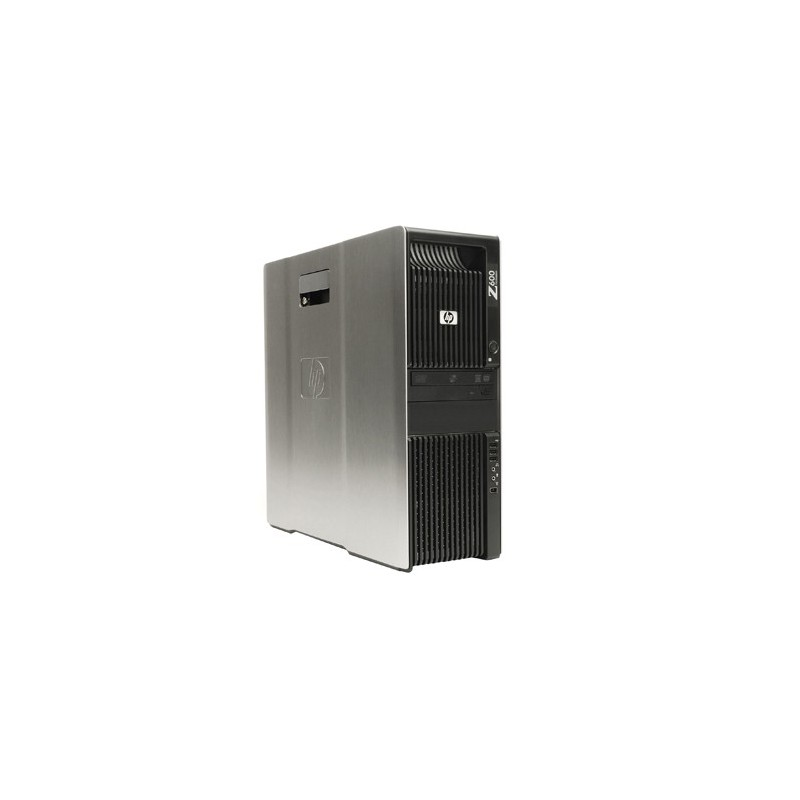 Workstation sh HP Z600, 2 x Xeon Quad Core E5620, 24Gb DDR3