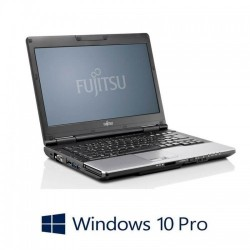 Workstation Refurbished Fujitsu CELSIUS W380, X3450, Win 10 Home