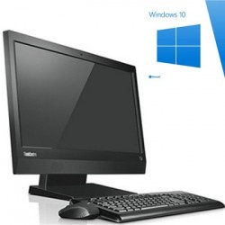 All-in-One Refurbished Lenovo M90z 2471, i3-530, Windows 10 Home