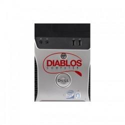 Laptop sh HP Compaq 6820S, T7250, 17 inch, Tastatura numerica