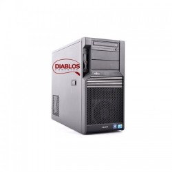 PC Refurbished Fujitsu E7936, Intel Core 2 Duo E8400, Win 10 Pro