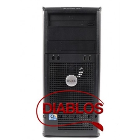 Calculatoare second hand Dell Optiplex 780 MT, E8400, 128Gb SSD
