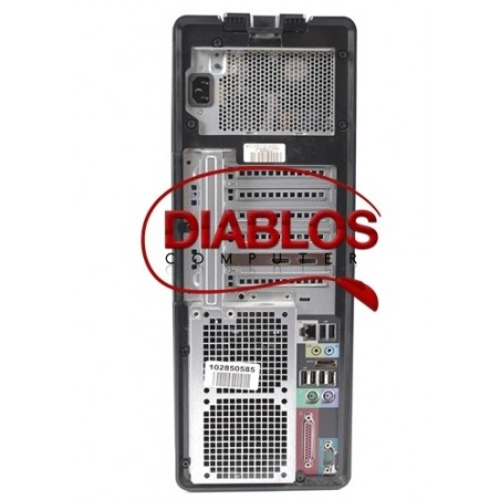 Statie grafica sh Dell Precision T3500, Xeon Hexa Core E5649