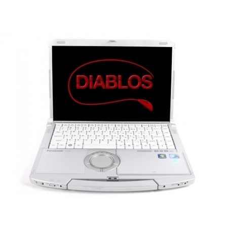 Laptop second hand Panasonic Toughbook CF-F9, Intel Core i5-520M