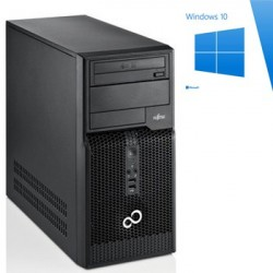 PC Refurbished Fujitsu ESPRIMO P510, Dual Core G2120, Win 10 Home