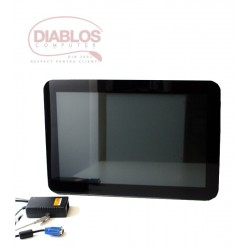 Monitor Touchscreen sh PresTop PT-M-19W-CAP 19 inch Wide