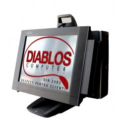 Sistem POS Preh MCI 15 inch cu MCR, HP Compaq 6200 PRO, i3-2100