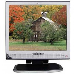 Monitoare second hand Lcd Hp 1730
