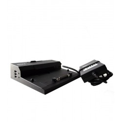 Docking Station laptop Dell PR03X, cu alimentator Dell 130W