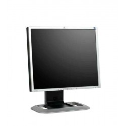 Monitor second lcd HP LP1965 19-inch