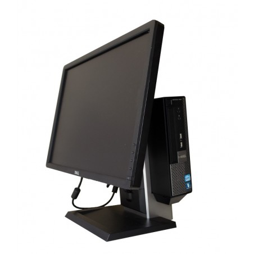 Sistem All-in-One Dell Optiplex 7010, Intel Core i3-3220 Gen 3