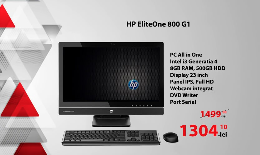 all in one HP EliteOne 800 G1